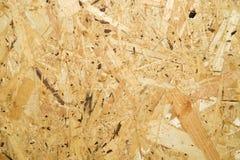 Gedrukt en gelijmd gedetailleerd hout royalty-vrije stock afbeelding