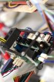 Gedrukte kringsraad voor 3D printer Royalty-vrije Stock Afbeelding