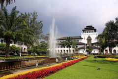 Free Gedung Sate Royalty Free Stock Photography - 79769927