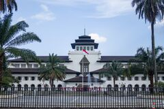Free Gedung Sate Bandung Indonesia Royalty Free Stock Images - 221389349
