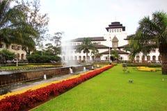 Gedung Sate. In Bandung,Indonesia stock photo