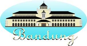 Gedung Syci Bandung Fotografia Stock