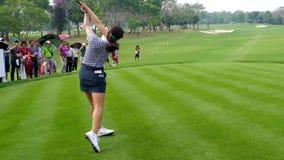 In Gee Chun in Honda LPGA Tailandia 2018 video d archivio