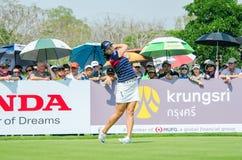 In Gee Chun van Zuid-Korea in Honda LPGA Thailand 2016 Stock Afbeelding