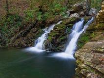 Gee Creek Falls 2 fotografia de stock royalty free