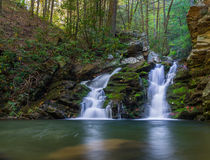 Gee Creek Falls Stock Photography