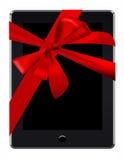 Geef een tablet Royalty-vrije Stock Afbeeldingen