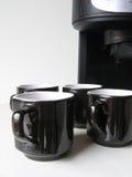 Geef ons Wat Koffie 1 Royalty-vrije Stock Foto