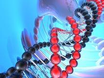 Geef van DNA terug Stock Foto's