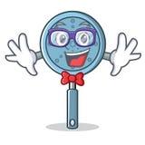 Geek skimmer utensil character cartoon. Vector illustration stock illustration