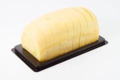Geel brood Royalty-vrije Stock Foto's