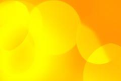 Geel en Oranje Royalty-vrije Stock Fotografie