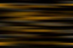 Geel en zwart vaag in de schaduw gesteld behang als achtergrond levendige kleuren vectorillustratie royalty-vrije illustratie