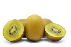 Geel gouden kiwifruit Royalty-vrije Stock Afbeelding