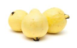 Geel guavefruit Royalty-vrije Stock Afbeeldingen
