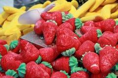 Geel Rood Groen Suikergoed Stock Foto's