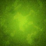 Geelachtige Groene Grunge-Achtergrond royalty-vrije illustratie