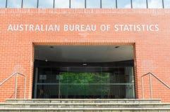 Geelong biuro Australijski biuro statystyki w Australia zdjęcie royalty free