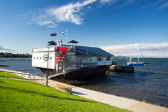 The Geelong Boat House royalty free stock photography