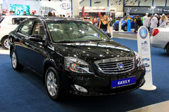 Geely Stock Photography