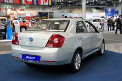 Geely Royalty Free Stock Image