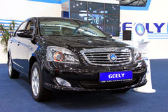 Geely Stock Images