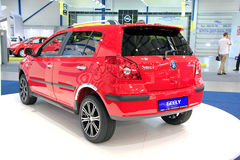Geely Stock Image