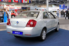 Geely Royalty Free Stock Images