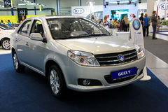 Geely Cross Stock Photography