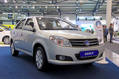 Geely Cross Royalty Free Stock Images