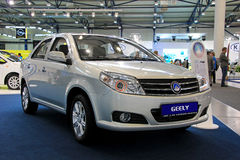 Geely Cross Stock Images
