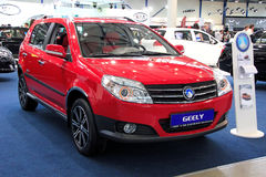 Geely Cross Stock Image
