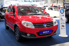 Geely Cross Royalty Free Stock Photos