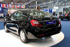 Geely Emgrand Stock Photography