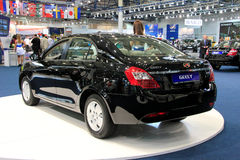 Geely Emgrand   Royalty Free Stock Photo