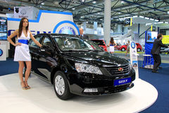 Geely Emgrand Royalty Free Stock Images