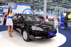 Geely Emgrand  Stock Photo