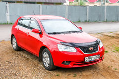 Geely Emgrand Royalty Free Stock Image