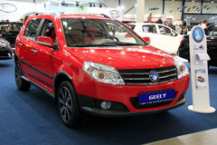 Geely MK Cross Royalty Free Stock Photos