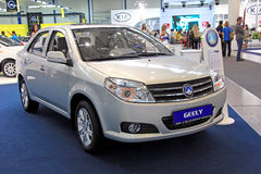 Geely MK Cross Royalty Free Stock Images