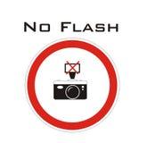Geen flitsfoto Stock Afbeelding