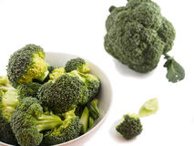 Geen fresh broccoli Royalty Free Stock Image