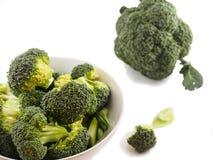 Geen fresh broccoli Royalty Free Stock Image