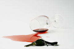 Geen het dronken drijven Stock Fotografie