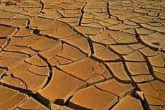Geen regen in Afrika stock foto's