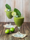 Geen smoothie Royalty Free Stock Photography