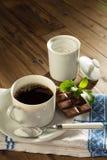 Geen suiker in mijn koffie Royalty-vrije Stock Afbeeldingen