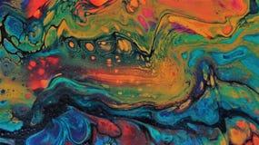 Geen vrees abstracte textuur, ilustration stock illustratie