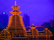 Geest van China Stock Foto