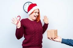 Geest van Kerstmis en Nieuwjaar Concept een vakantie en dagen stock foto
